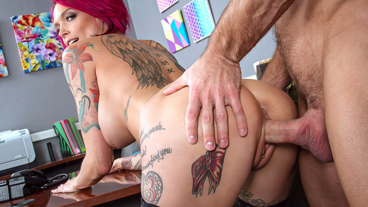 Anna Bell Peaks In Naughty Office - 4K Free Porn-2450