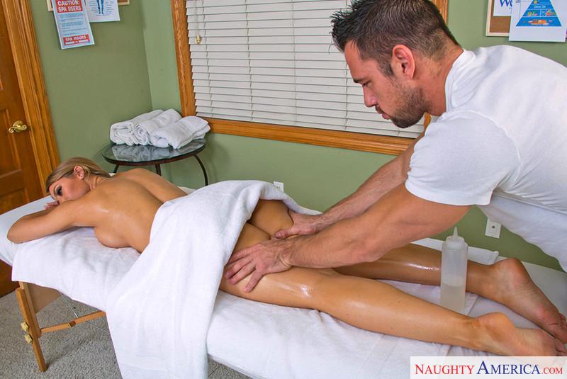 Nicole aniston porn massage