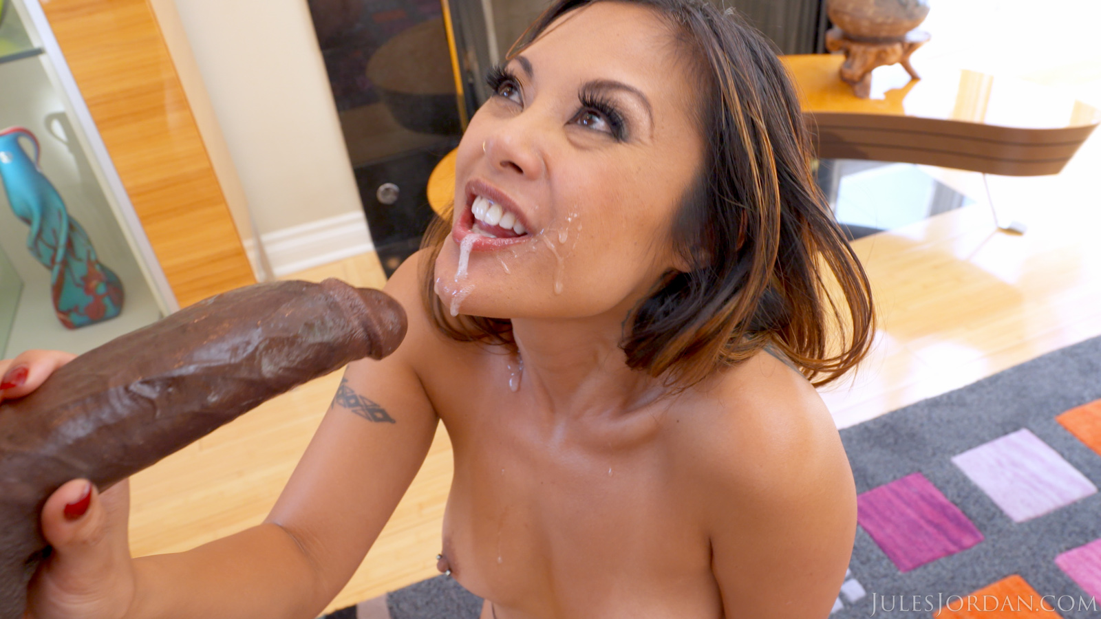 Kayla creampie for horny anal whore 3