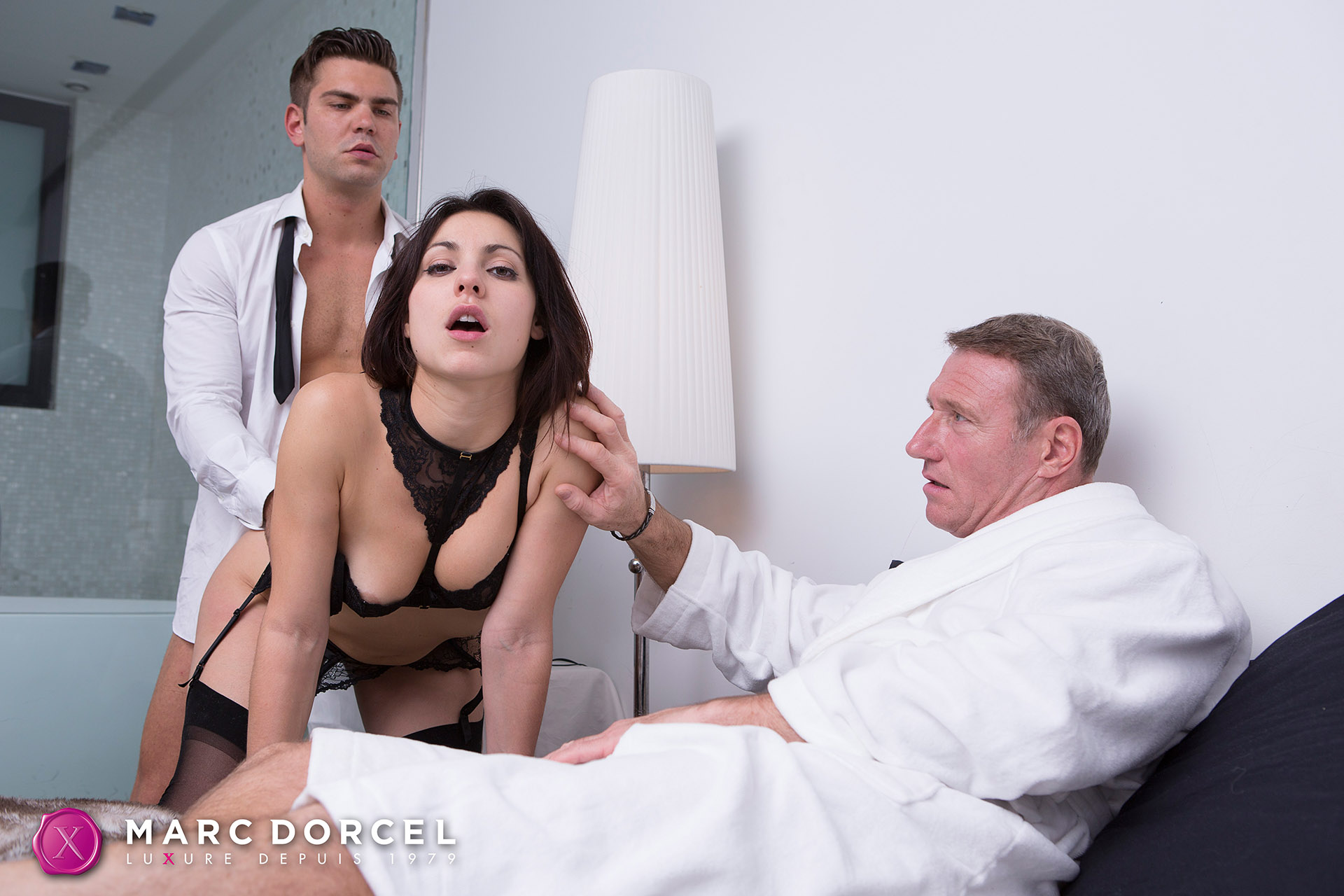Ines Lenvin In Hotwife Sodomized In Front Of Her Husband -7262