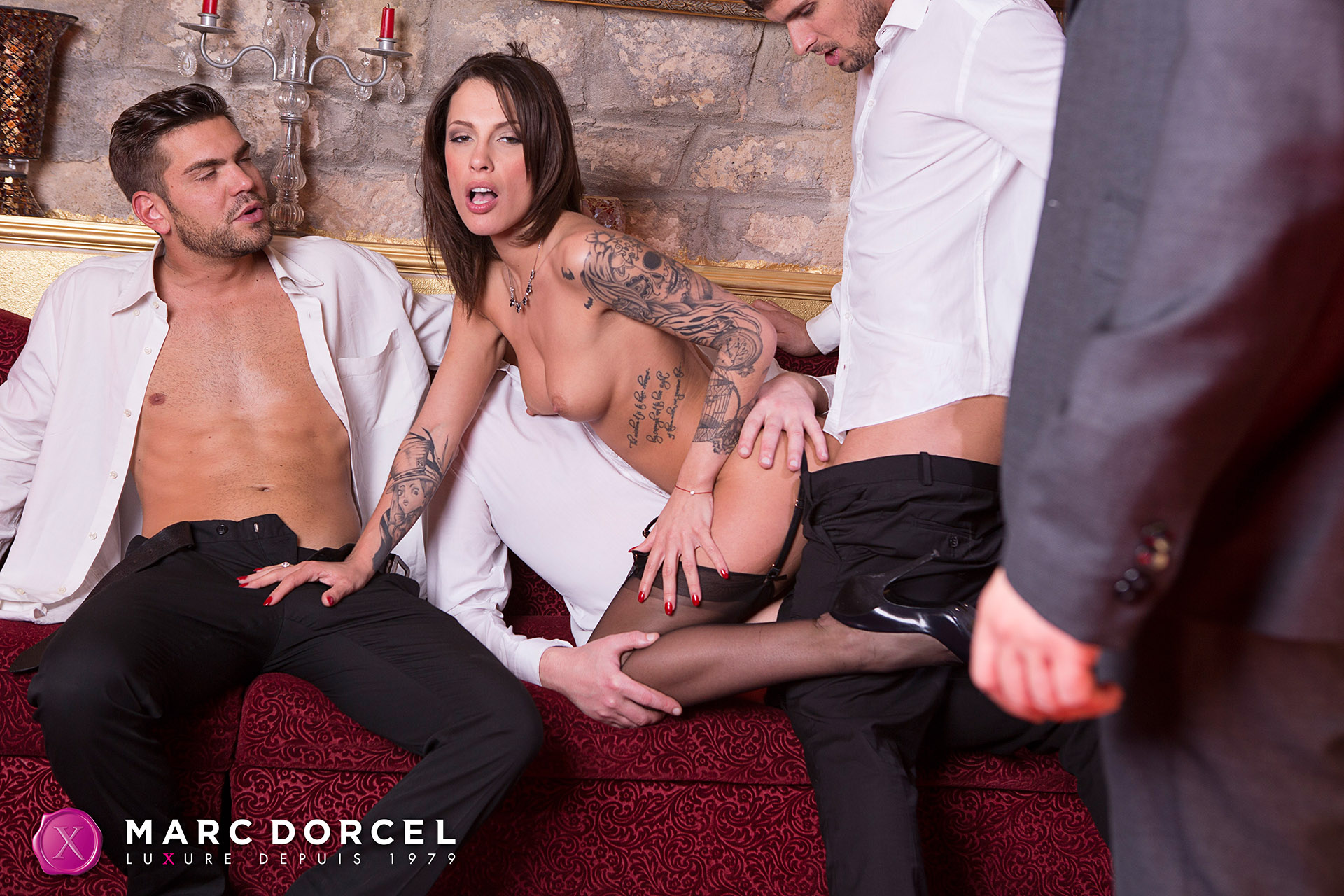 Nikita Bellucci In Hardcore Sex Party With 4 Men - 4K Free -6694