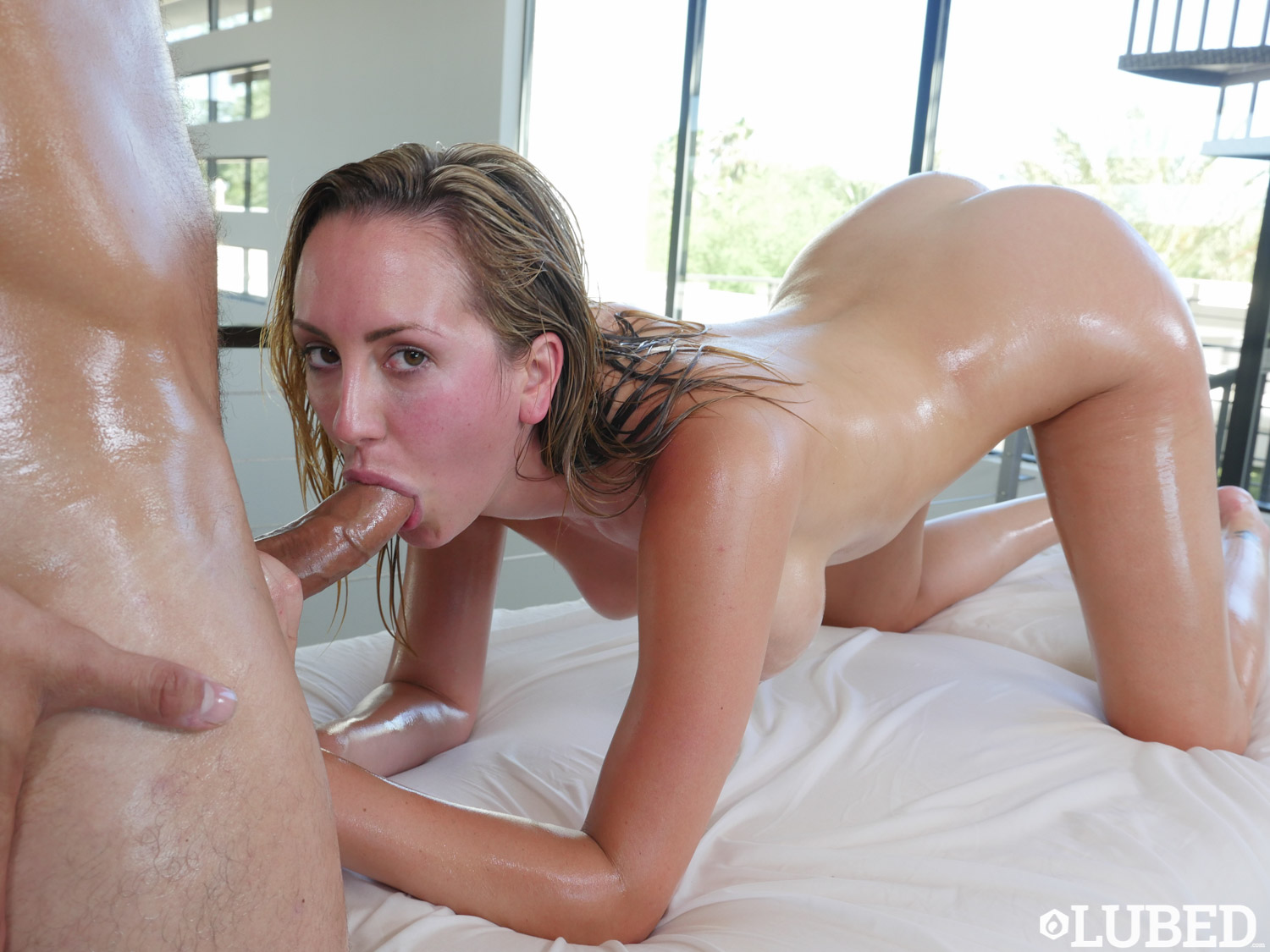 Katrina jade gets messy facial cum gift from monster dick 7