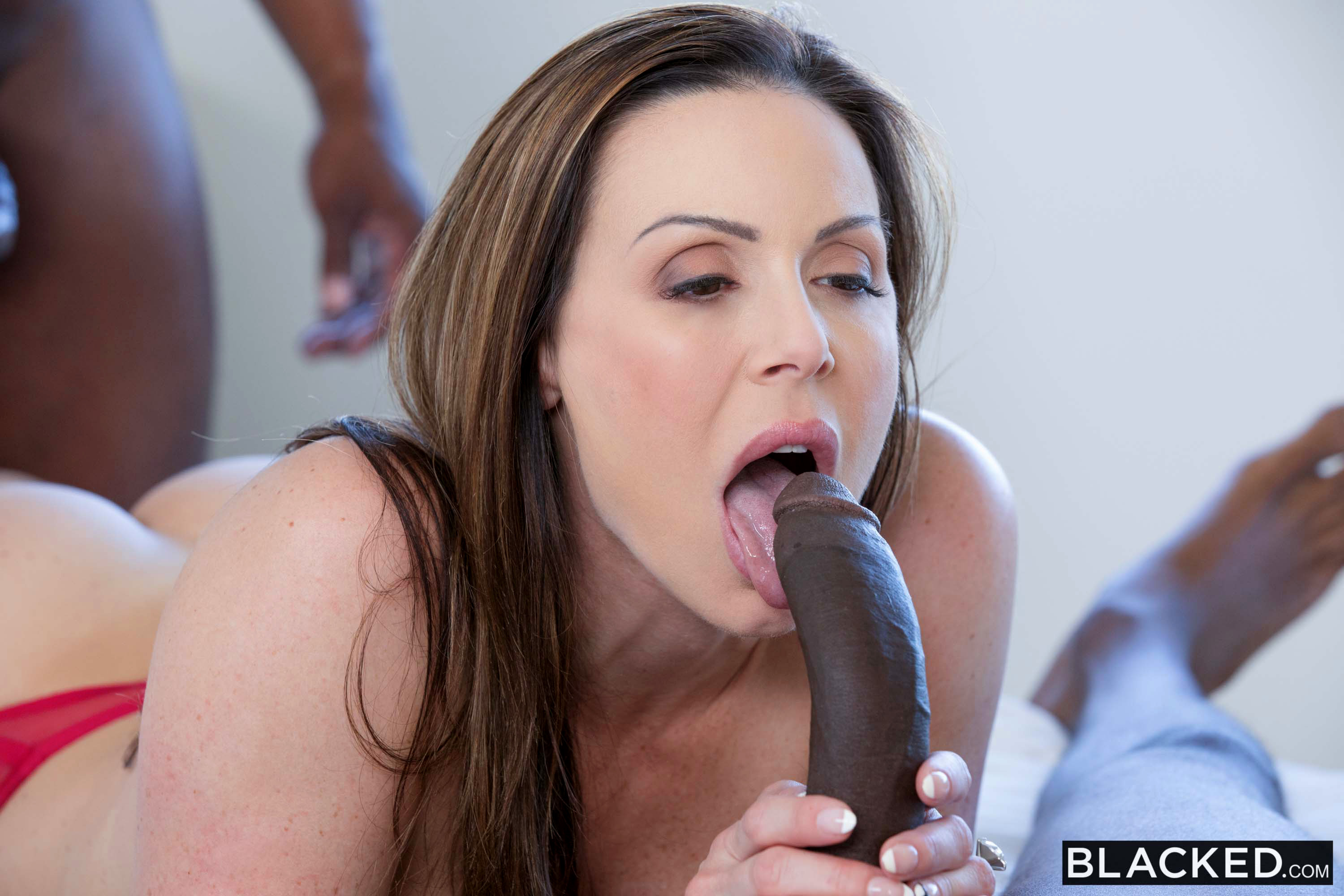 Mom mature mom tries some inter racial sex - 1 part 2