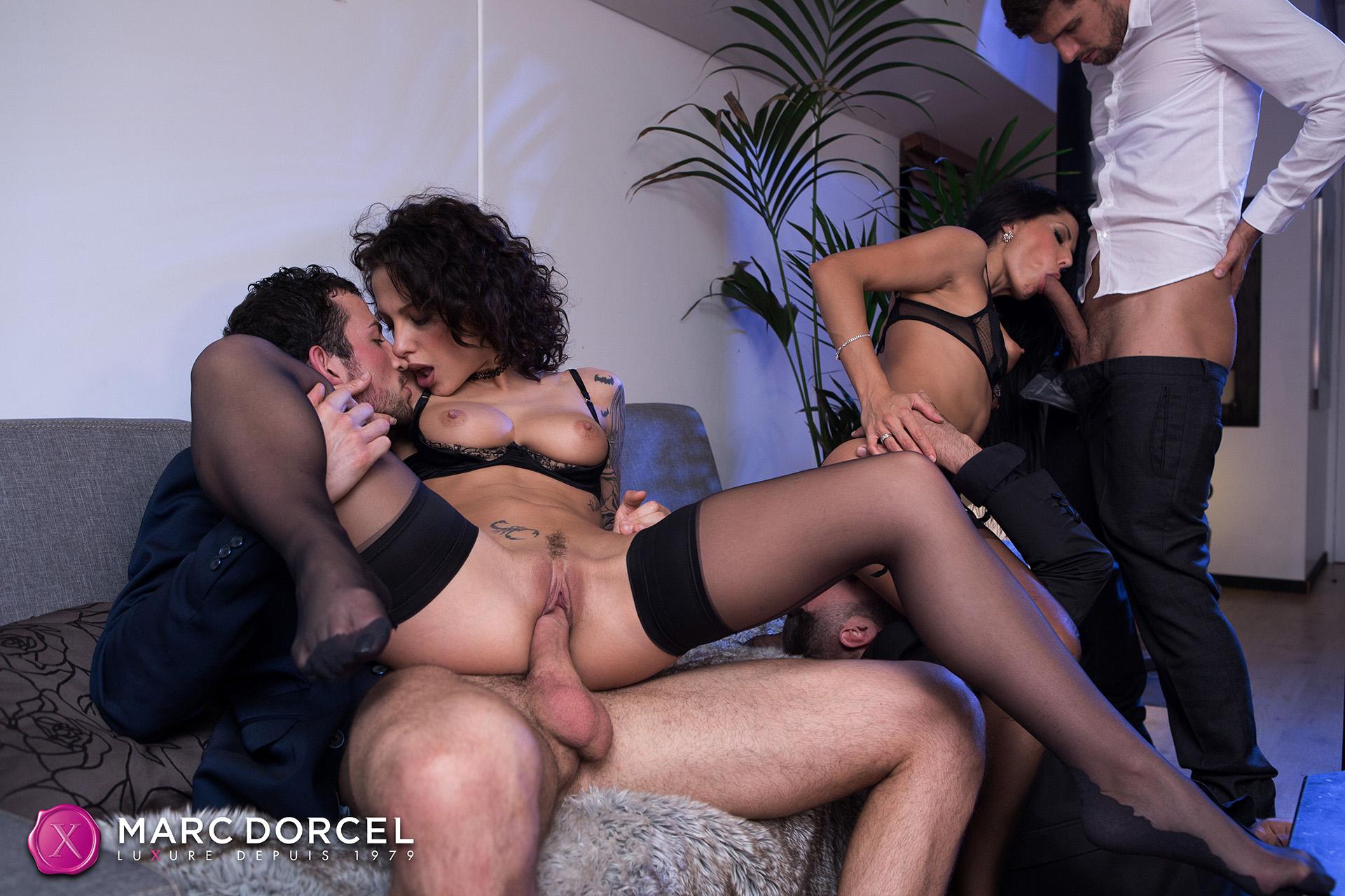 sex with three men