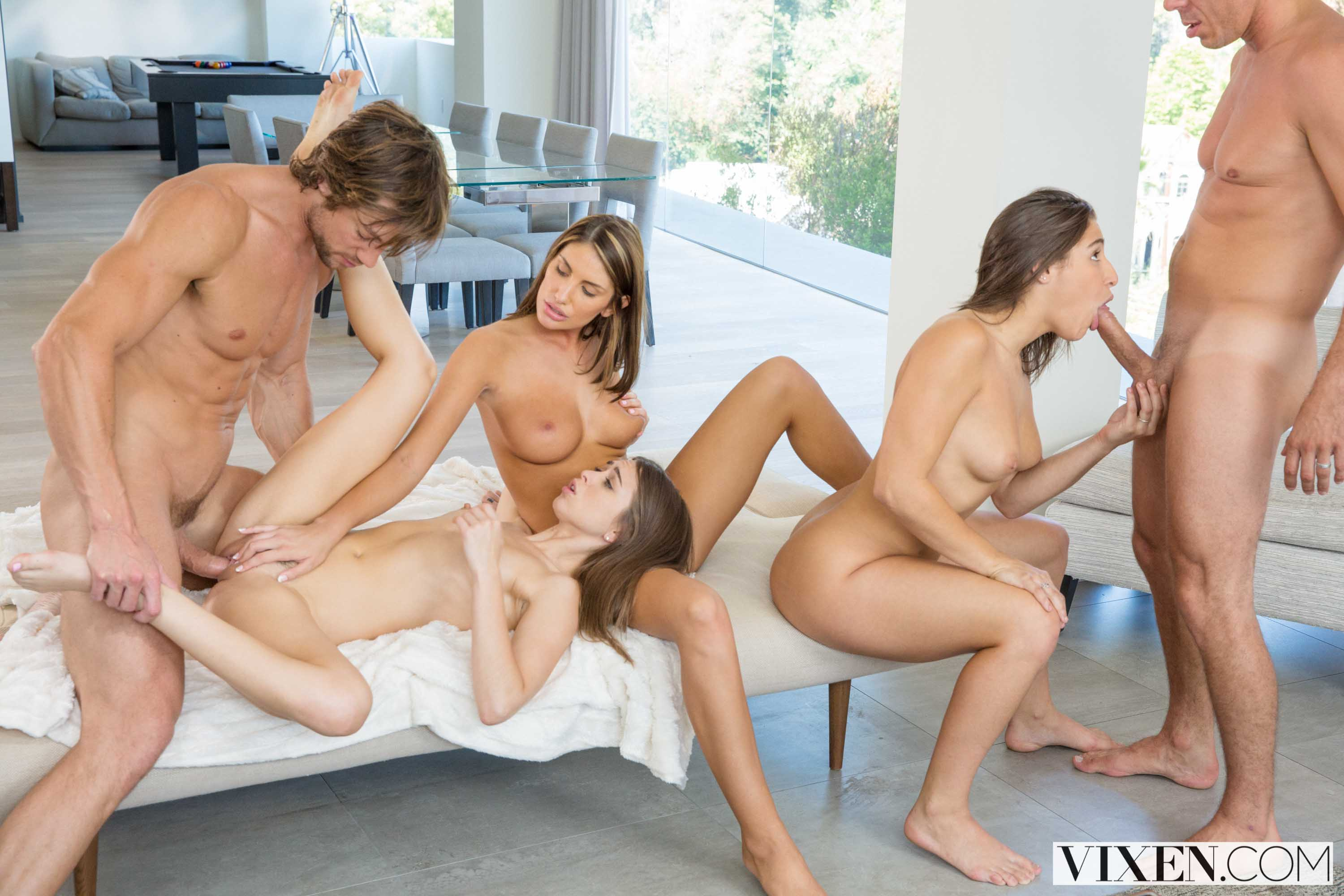 August ames orgy