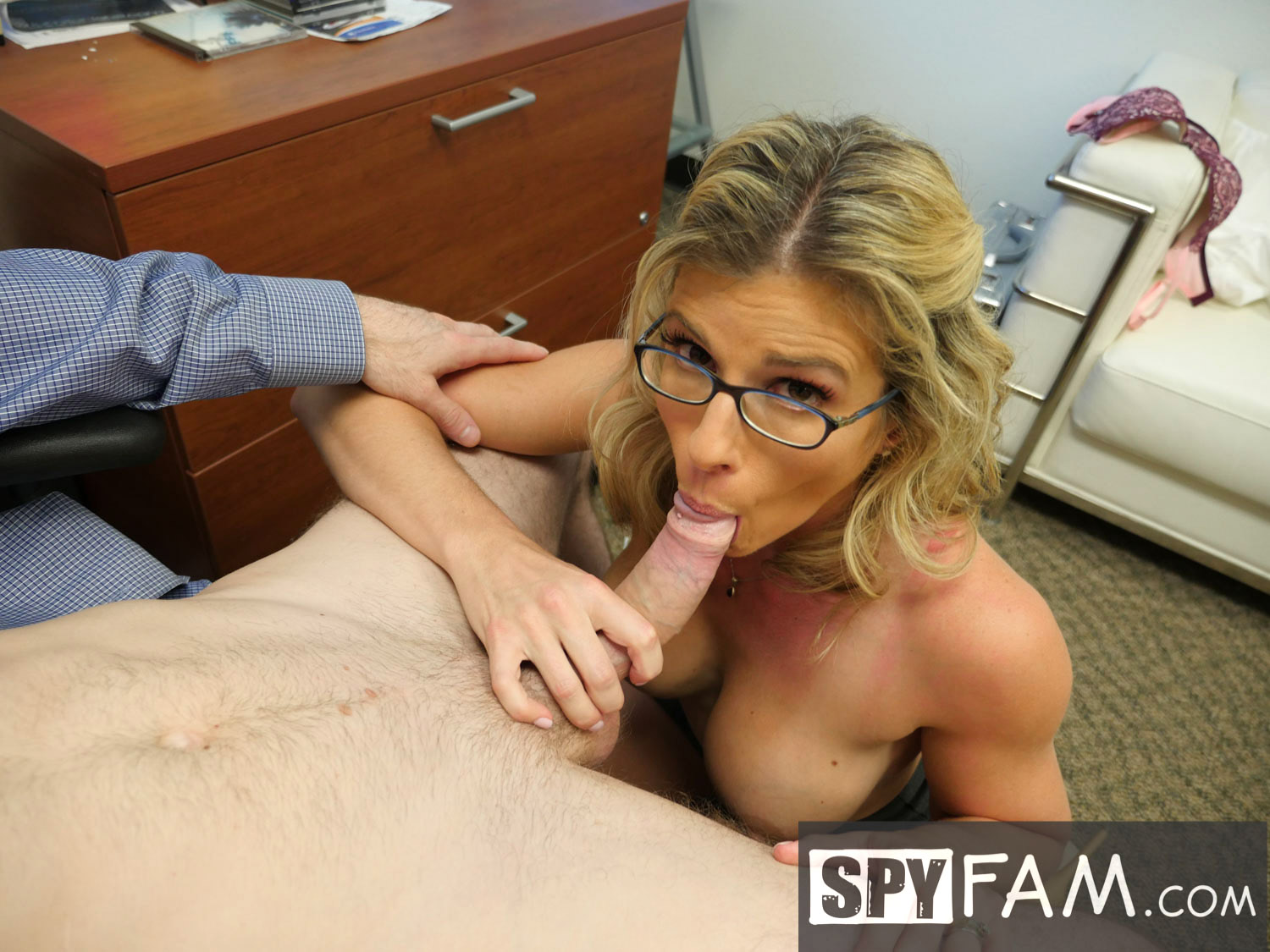 Mom Lets Step Son Fuck Her