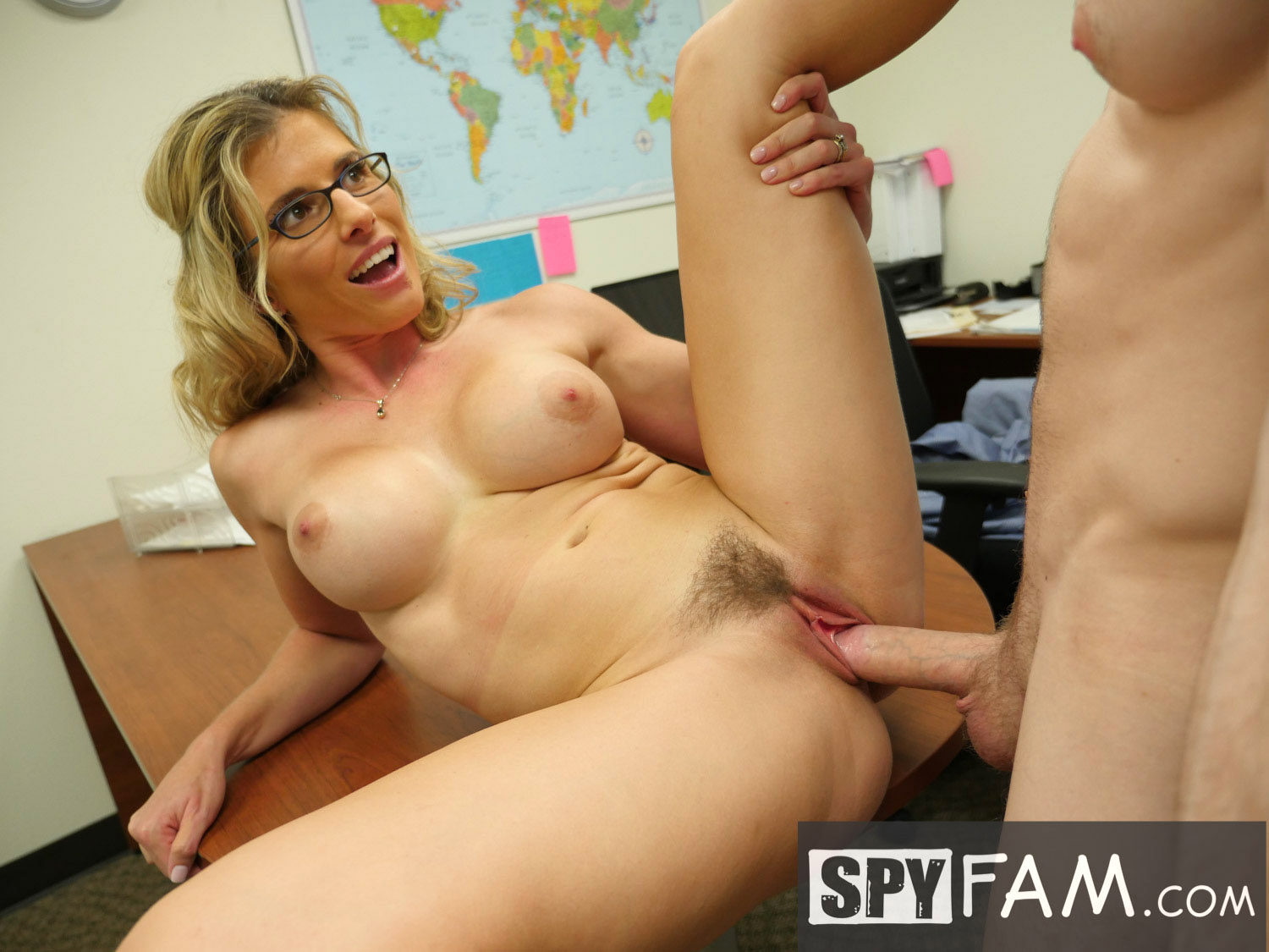 Cory chase fucked by stepson