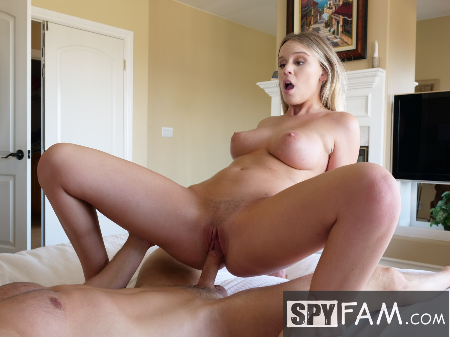 Step Sister Teaches Me Sex